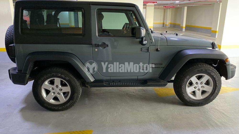Used Jeep Wrangler 3.6L V6 Sport 2-Door 2015
