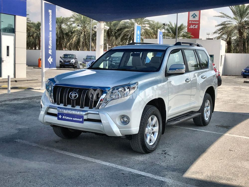Used Toyota Land Cruiser Prado 2014