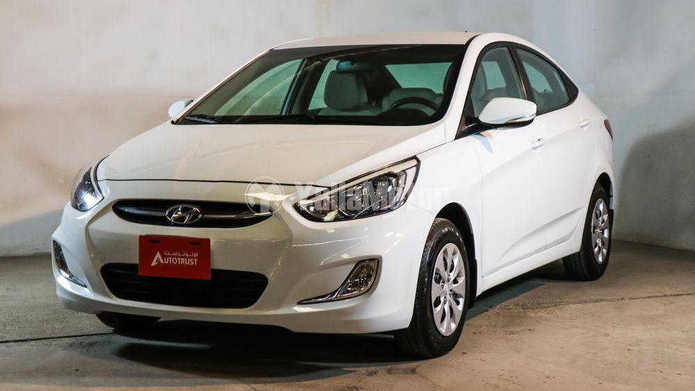 Used Hyundai Accent 2017