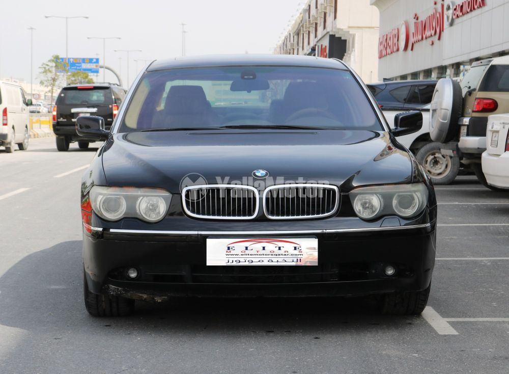Used BMW 7 Series 730Li 2003