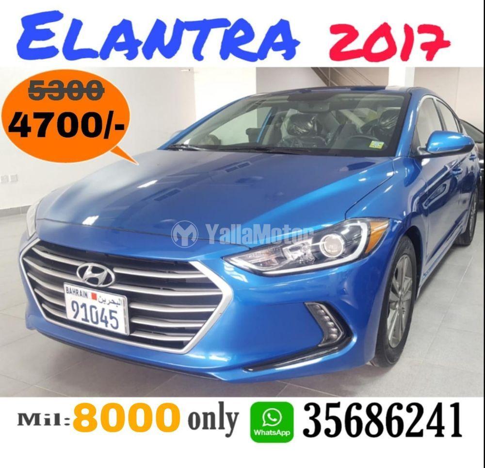 Used Hyundai Elantra 2.0L Top 2017