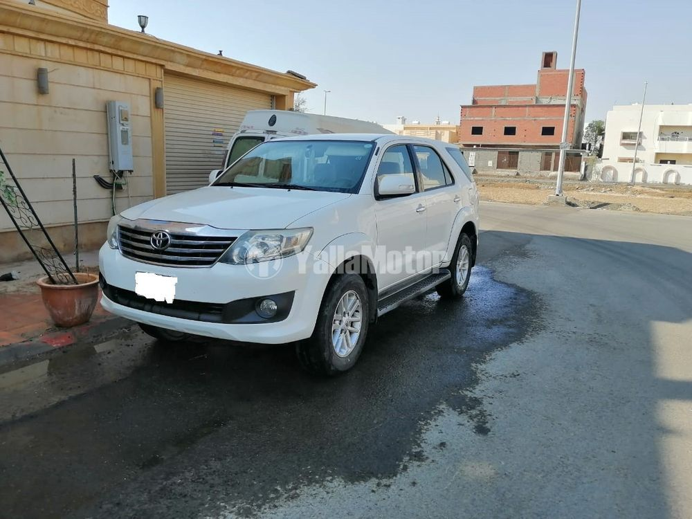 Used Toyota Fortuner 2.7L GX2 4X2 2014
