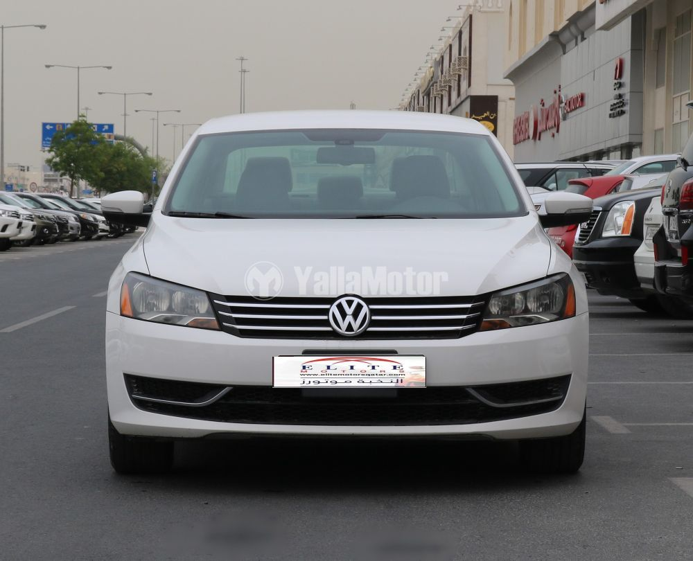 Used Volkswagen Passat 2013