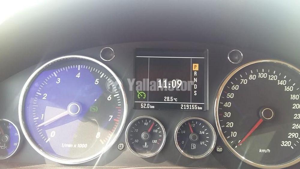 Used Volkswagen Touareg V8 2007