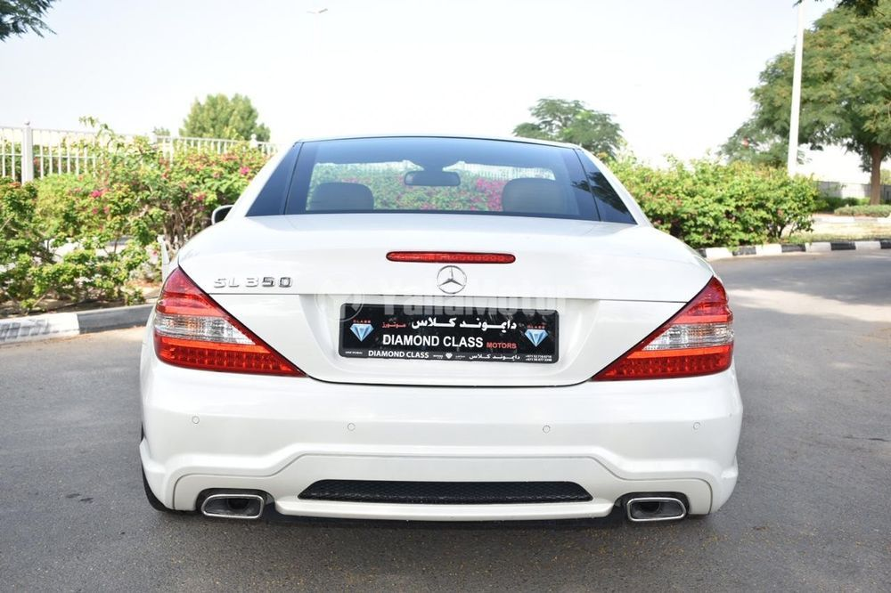 Used Mercedes-Benz SL-Class SL 350 2010