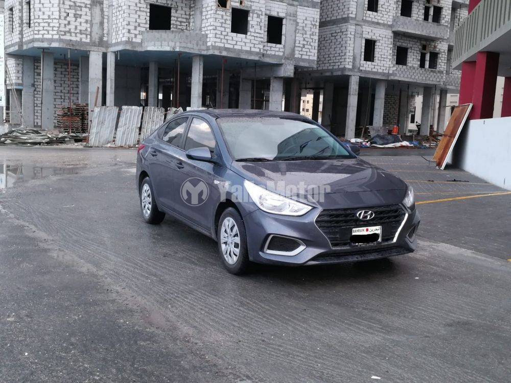 Used Hyundai Accent 1.6L Base 2018