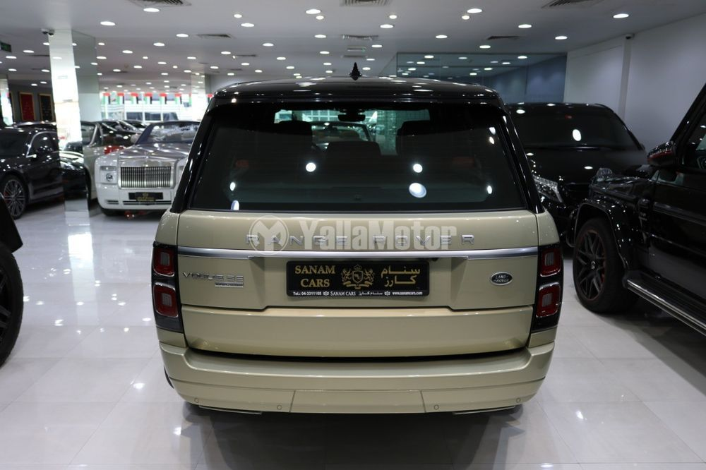 Used Land Rover Range Rover 5.0L SC Vogue SE 510 PS 2019