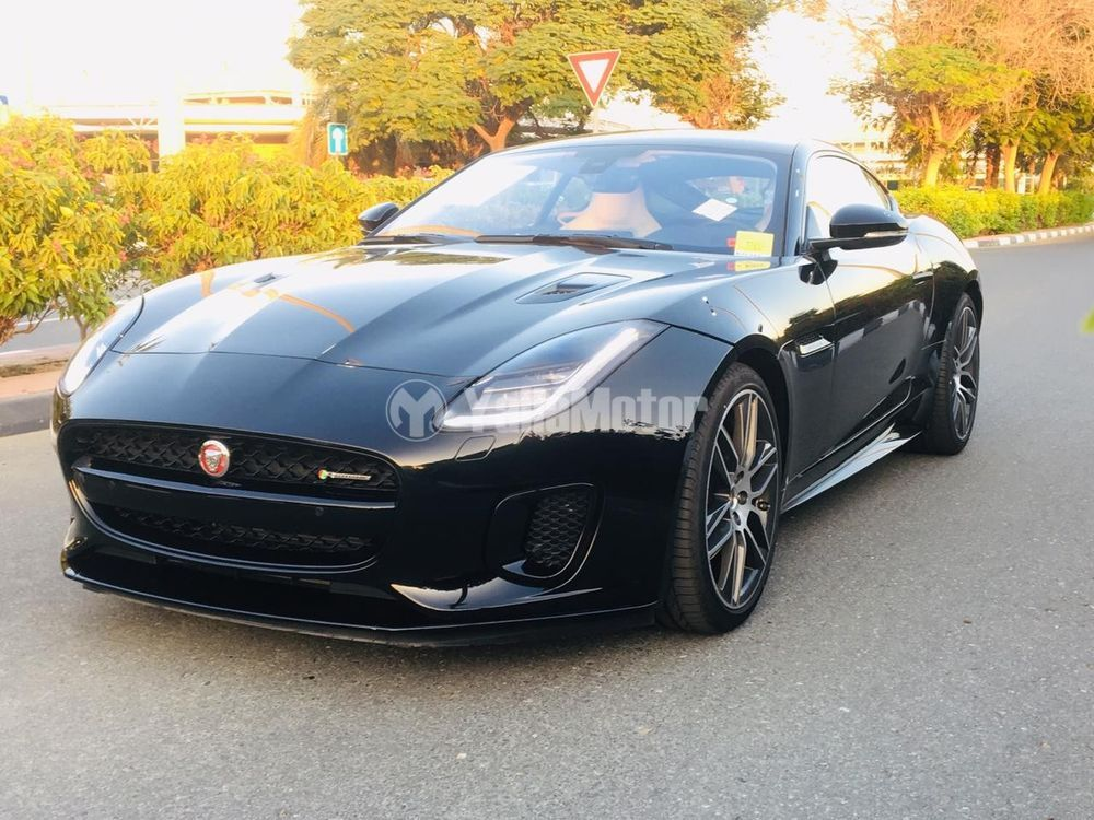 New Jaguar F-Type Coupe 3.0L V6 R-Dynamic AWD 380 PS 2018