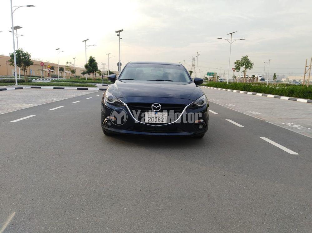 Used Mazda 3 2016