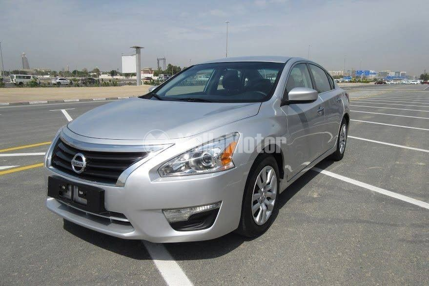 Used Nissan Altima 2.5 S 2016