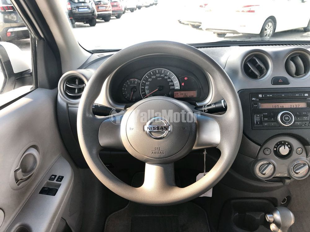 Used Nissan Micra 2016