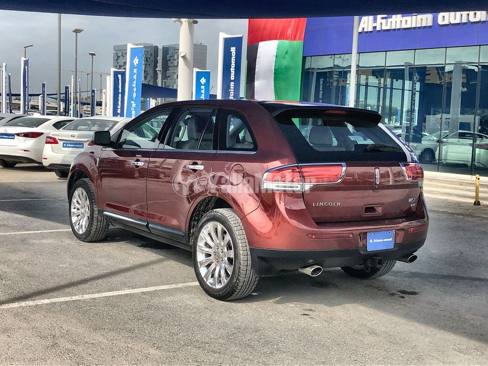 Used Lincoln MKX 2015