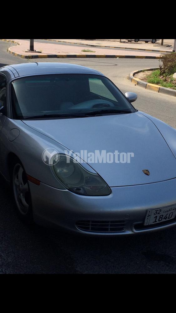 Used Porsche Boxster S 2001