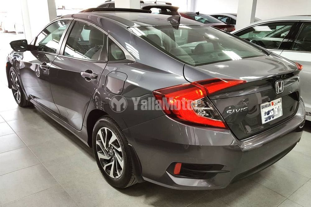 Used Honda Civic 2.0 EX 2017