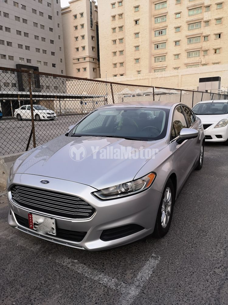 New Ford Fusion 2.5L S 2016