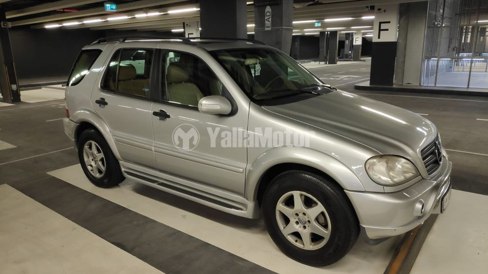 Used Mercedes-Benz ML350 2004