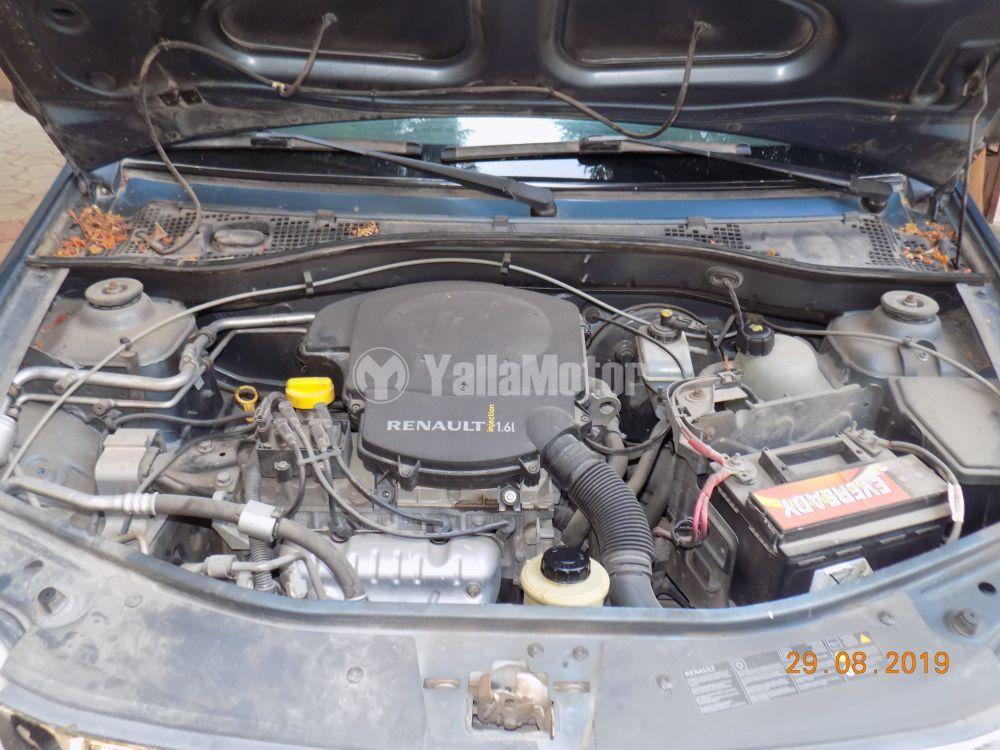 Used Renault Logan 4 Door 1.6L Manual 2010