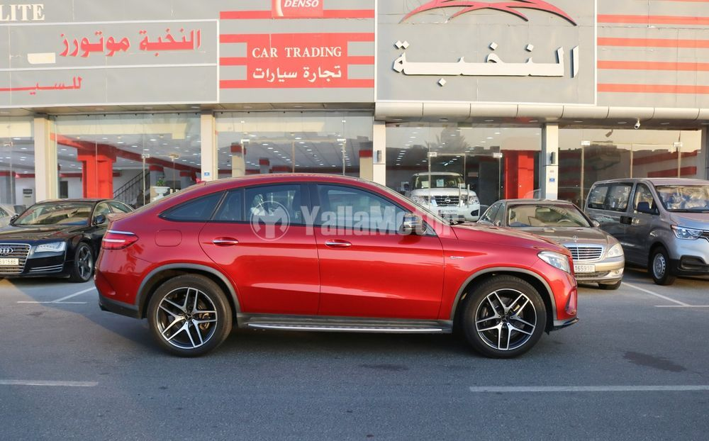Used Mercedes-Benz GLE-Class GLE43 AMG 2017