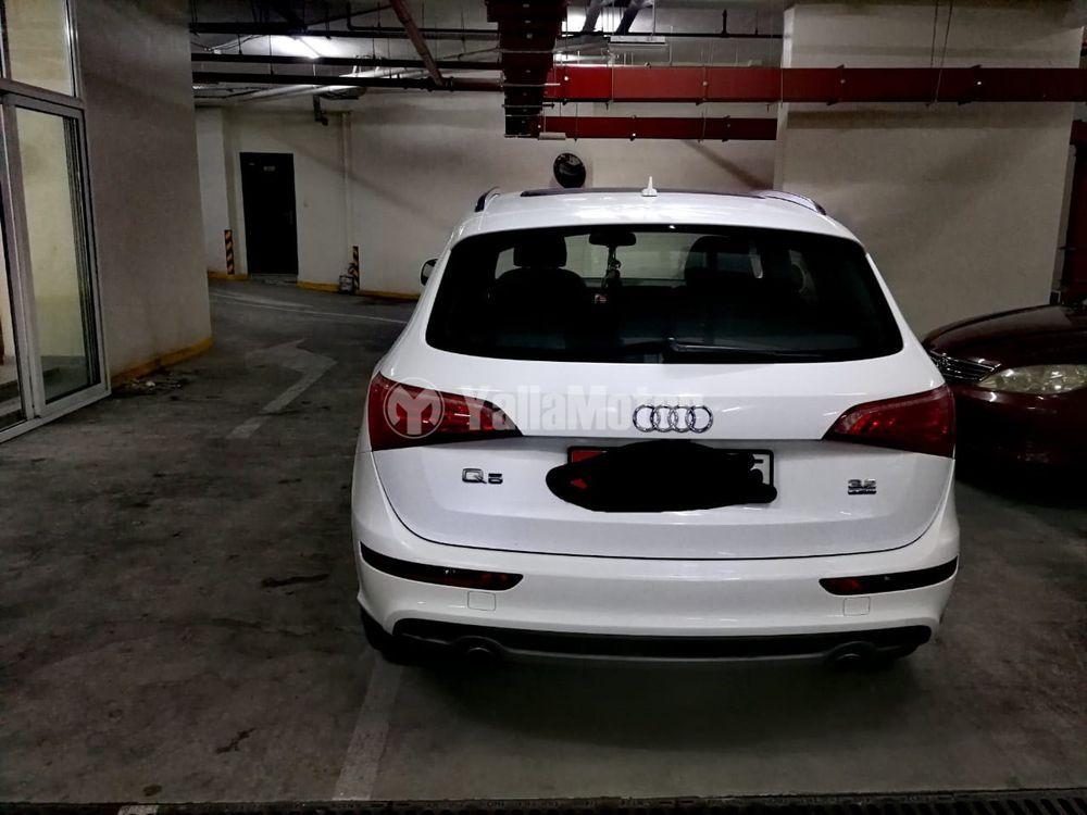 Used Audi Q5 3.2L (270 HP) 2012