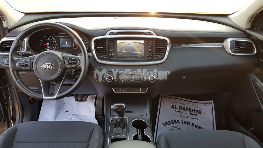 كيا سورينتو 2.4L 7 Seater 2018 مستعملة