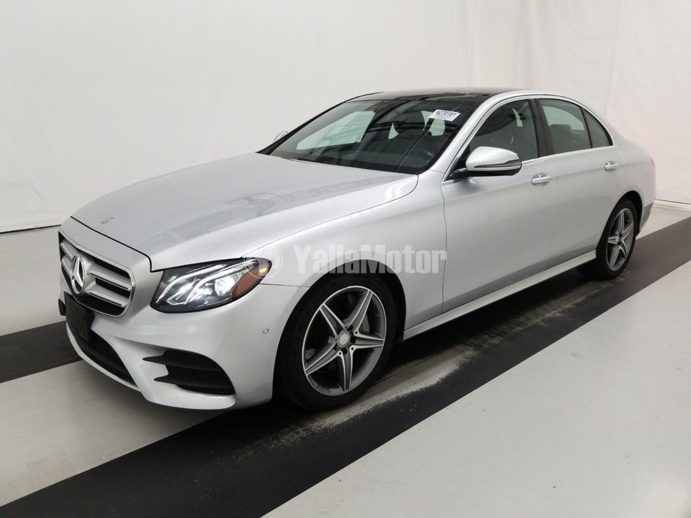 Used Mercedes-Benz E-Class 2017