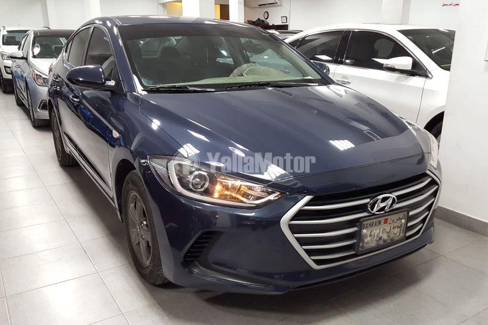 Used Hyundai Elantra 2.0L Mid 2017