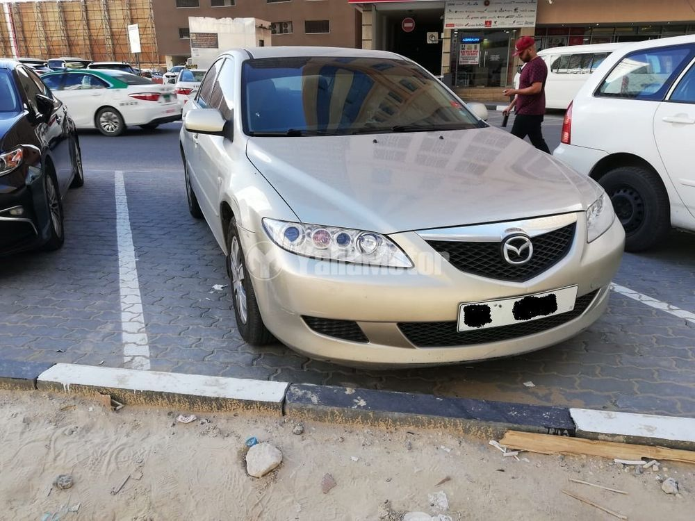 Used MG 6 1.8L Deluxe 2006