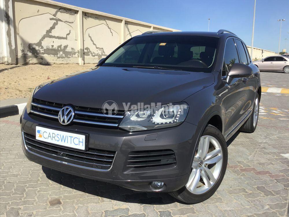 Used Volkswagen Touareg 2013