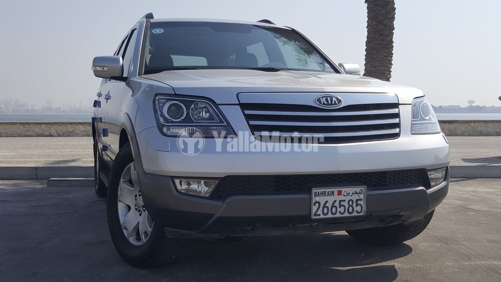 Used Kia Mohave  4 Door 3.8L Top 2013
