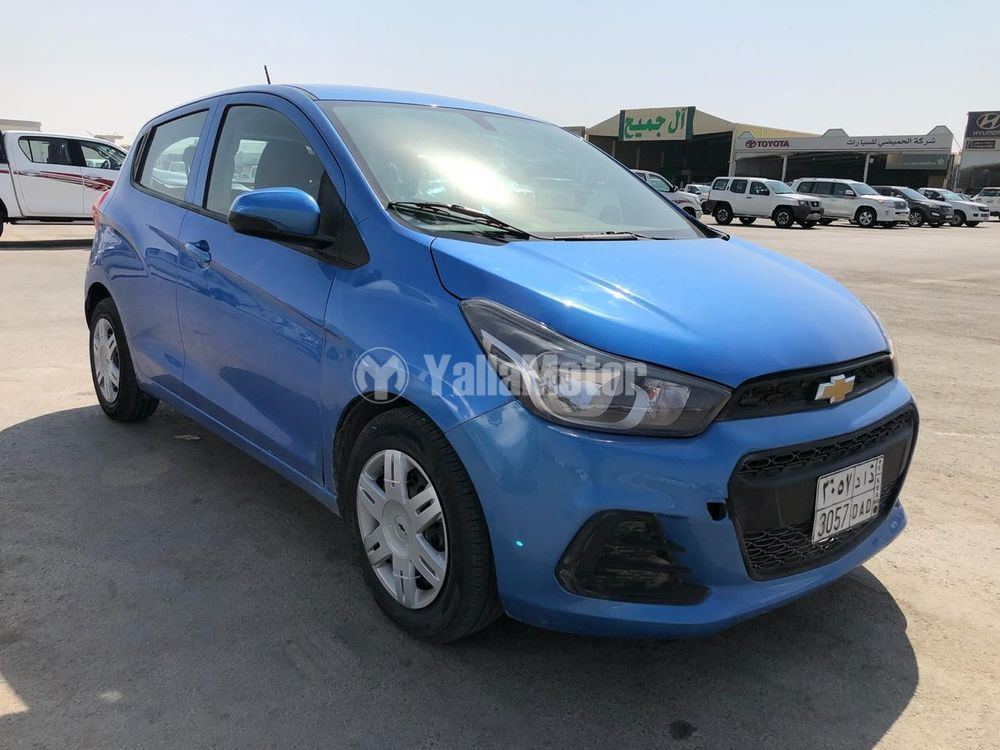 Used Chevrolet Spark 1.4L LS 2017