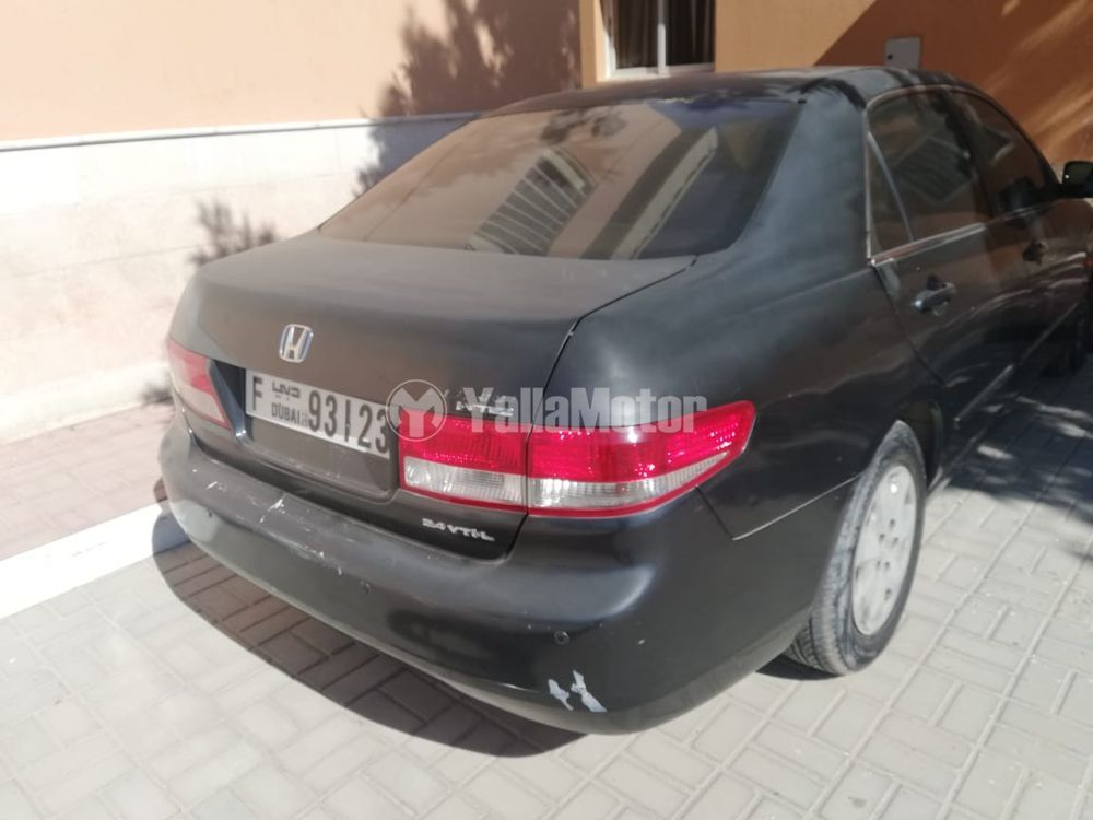Used Honda Accord 2004