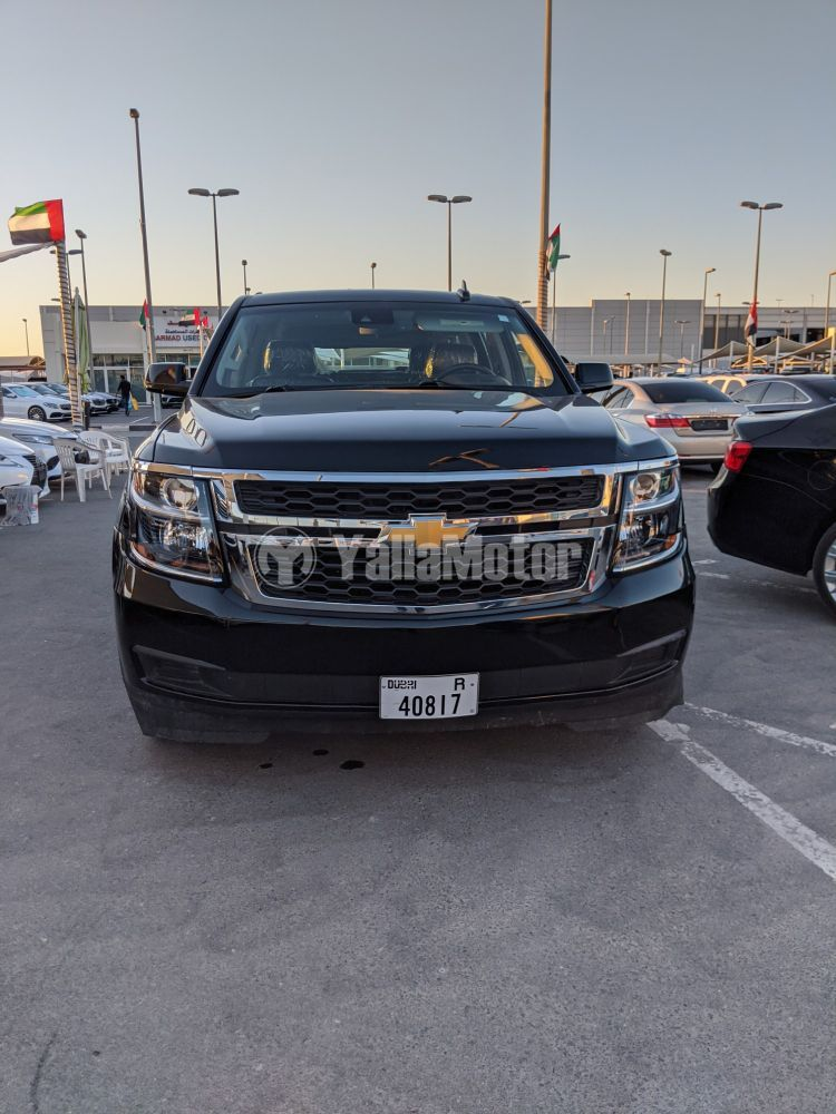 Used Chevrolet Suburban 5.3L LT 4WD 2018