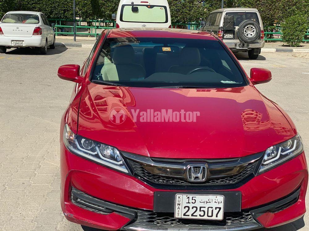 Used Honda Accord Coupe  2.4L EX 2016