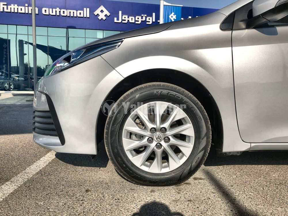 Used Toyota Corolla 2017