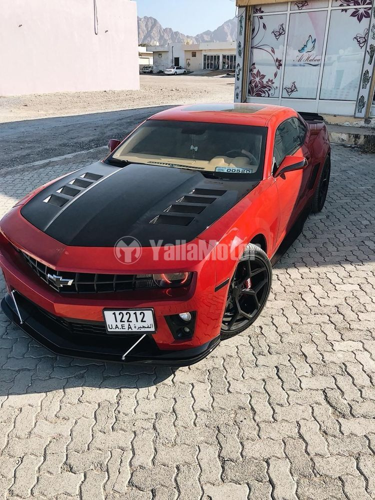 Used Chevrolet Camaro Coupe  SS 2010