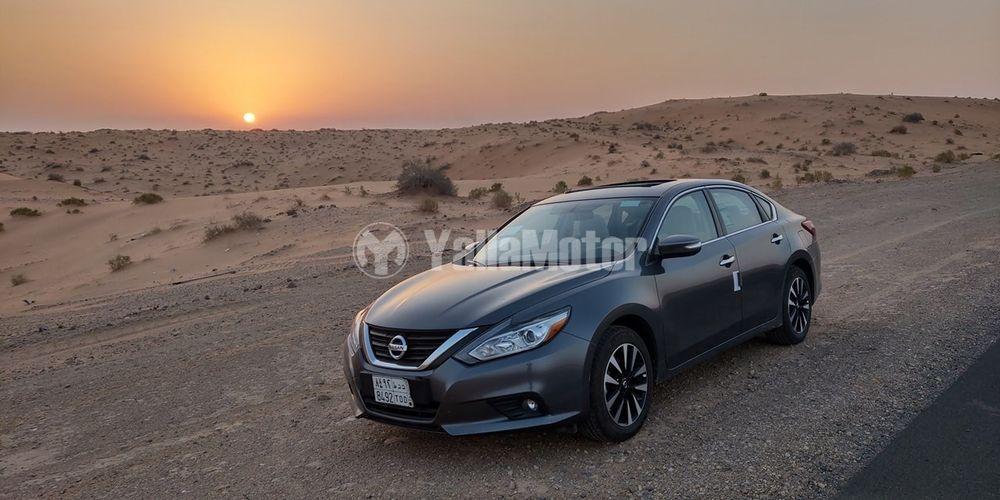 Used Nissan Altima 2.5 SL 2018