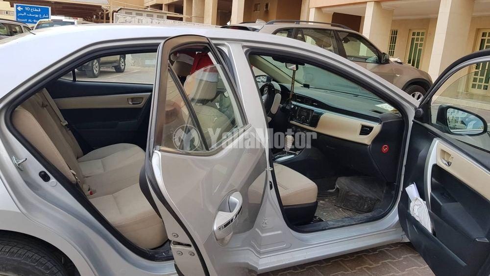 Used Toyota Corolla 1.6L GLI 2015