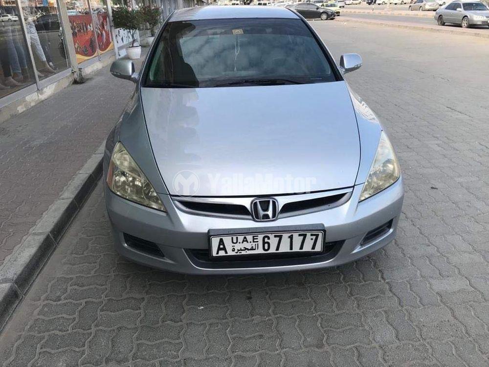 Used Honda Accord 2007