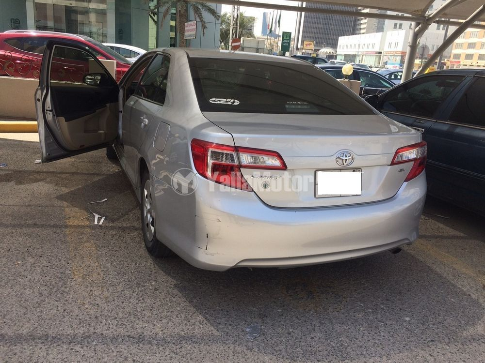 Used Toyota Camry 2013
