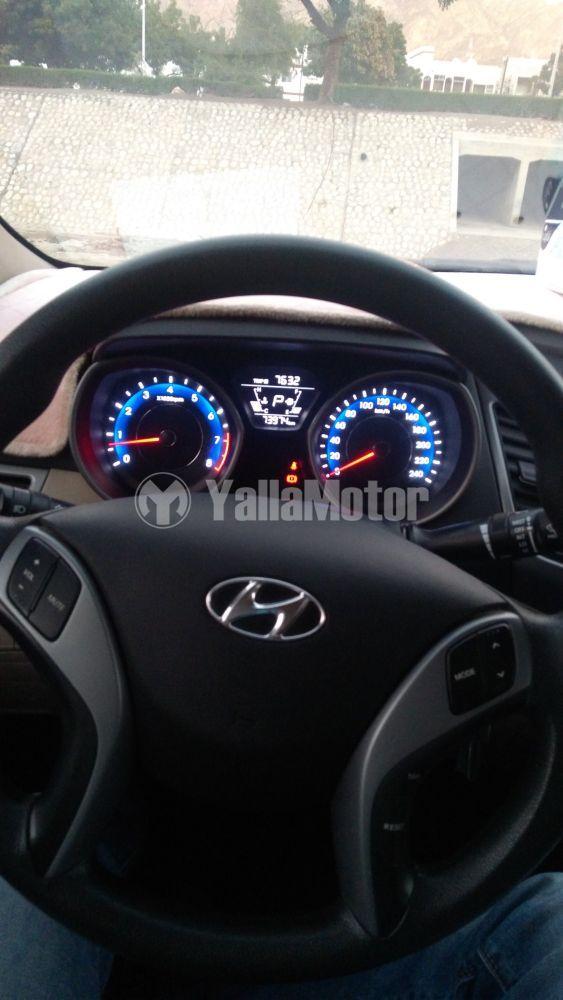 Used Hyundai Elantra 1.6L 2016