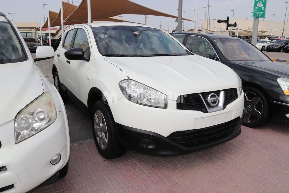 Used Nissan Qashqai 2014