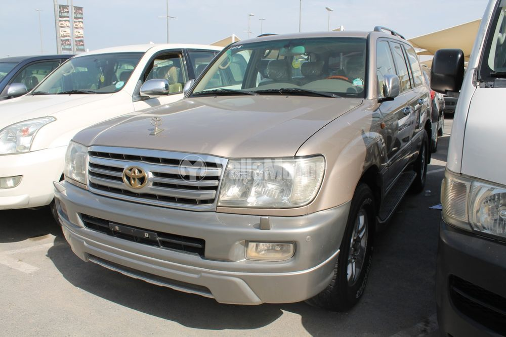 Used Toyota Land Cruiser  4.0 GXR 2006