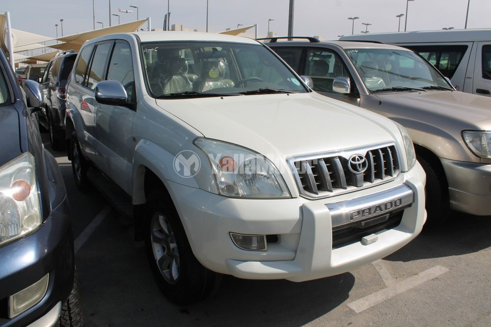 Used Toyota Land Cruiser Prado 2006
