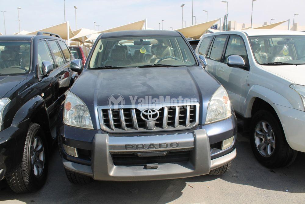 Used Toyota Land Cruiser Prado 2003