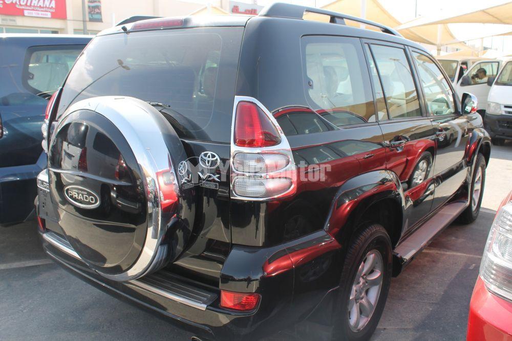 Used Toyota Land Cruiser Prado 2008