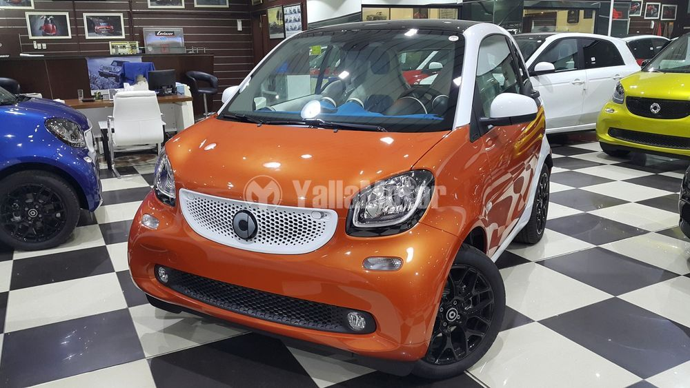 New Smart ForTwo Coupe Proxy 2017