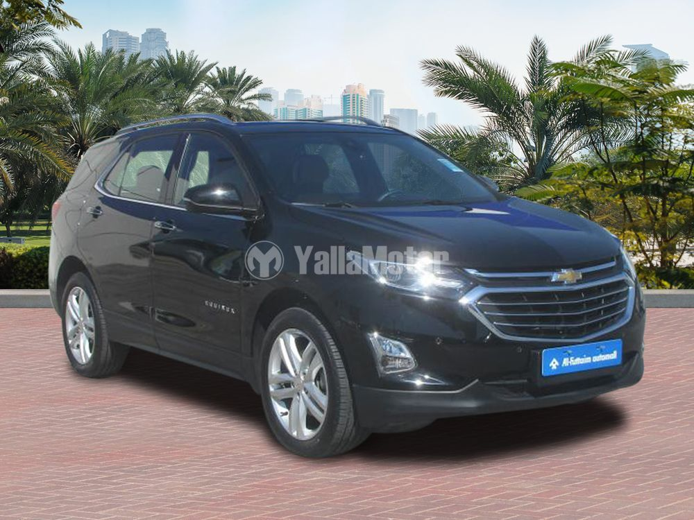 Used Chevrolet Equinox 2018