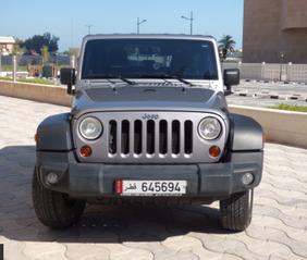 1 Bugatti, Jeep Wrangler 2013 Used Cars for sale in Qatar