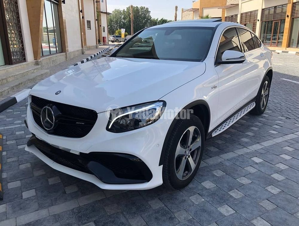 Used Mercedes-Benz GLC Coupe 300 4MATIC 2017 (866716 ...