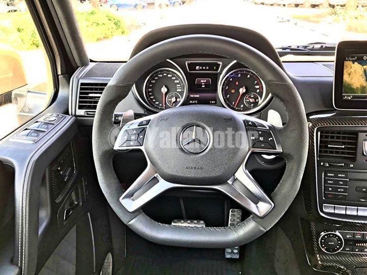 New Mercedes-Benz G-Class G500 4x4 2018